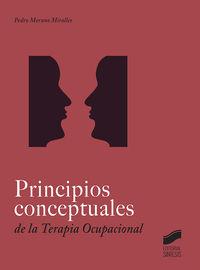 Principios Conceptuales De La Terapia Ocupacional - Pedro Moruno Miralles