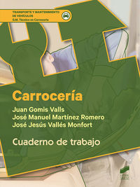 GM - CARROCERIA - CUADERNO DE TRABAJO