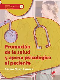 GM - PROMOCION DE LA SALUD Y APOYO PSICOLOGICO AL PACIENTE