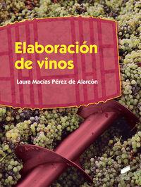 GM - ELABORACION DE VINOS