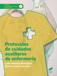GM - PROTOCOLOS DE CUIDADOS AUXILIARES DE ENFERMERIA