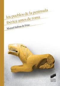 PUEBLOS DE LA PENINSULA IBERICA ANTES DE ROMA, LOS