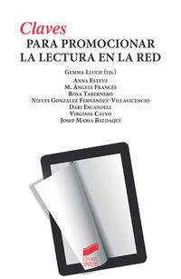 CLAVES PARA PROMOCIONAR LA LECTURA EN LA RED