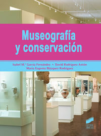 MUSEOGRAFIA Y CONSERVACION