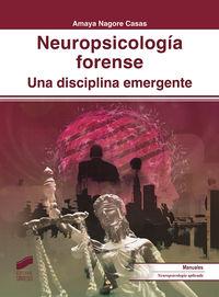 Neuropsicologia Forense - Amaya Nagore Casas