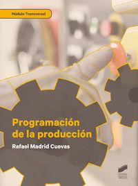 GS - PROGRAMACION DE LA PRODUCCION - MODULO TRANSVERSAL