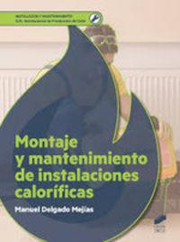 GM - MONTAJE Y MANTENIMIENTO DE INSTALACIONES CALORIFICAS