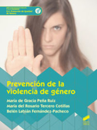 GS - PREVENCION DE LA VIOLENCIA DE GENERO - PROMOCION DE IGUALDAD DE GENERO