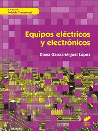 Fpb - Equipos Electricos Y Electronicos - Modulo Transversal - Informatica Y Comunicaciones - Diana Garcia-Miguel Lopez