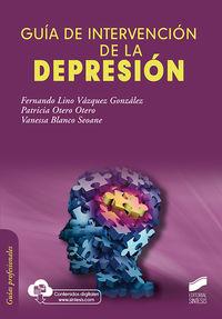 GUIA DE INTERVENCION DE LA DEPRESION