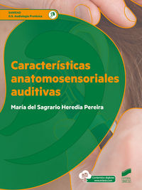 Gs - Caracteristicas Anatomosensoriales Auditivas - Audiologia Protesica - Maria Del Sagrario Heredia Pereira