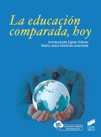 EDUCACION COMPARADA, HOY, LA