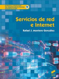 Gs - Servicios De Red E Internet - Administracion De Sistemas Informaticos En Red - Rafael Jesus Montero Gonzalez
