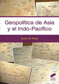 GEOPOLITICA DE ASIA Y EL INDO-PACIFICO
