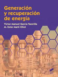 GS - GENERACION Y RECUPERACION DE ENERGIA
