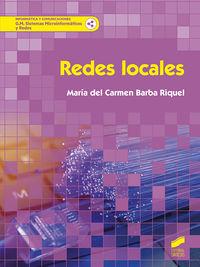 Gm - Redes Locales - Maria Del Carmen Barba Riquel