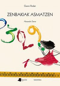 Zenbakiak Asmatzen - Gianni Rodari / Alessanso Sanna (il. )