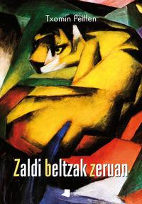 Zaldi Beltzak Zeruan - Txomin Peillen