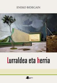 Lurraldea Eta Herria - Eneko Bidegain