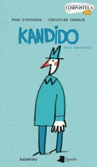 KANDIDO ETA BESTEAK (XI COMPOSTELA SARIA)