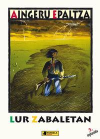 (3 Ed) Lur Zabaletan - Aingeru Epaltza