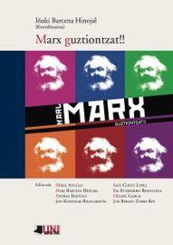 Karl Marx Guztiontzat!! - Iñaki Barcena Hinojal (coor. )
