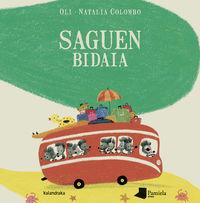 Saguen Bidaia - Oli Natalia / Colombo (il. )