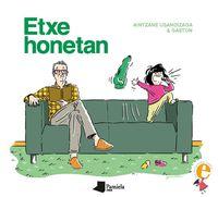 Etxe Honetan (xiii Etxepare Saria 2019) - Aintzane Usandizaga / Asier Iturralde (il. )