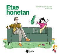 ETXE HONETAN (XIII ETXEPARE SARIA 2019)