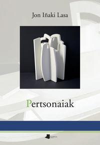 Pertsonaiak - Jon Iñaki Lasa