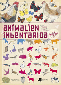 ANIMALIEN INBENTARIOA (IRUDIDUNA)