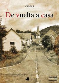 DE VUELTA A CASA (PREMIO EUSKADI LITERATURA 2019 ENSAYO EN EUSKERA)