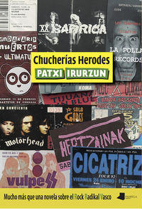 chucherias herodes (guia turistica de jamerdana) - Patxi Irurzun