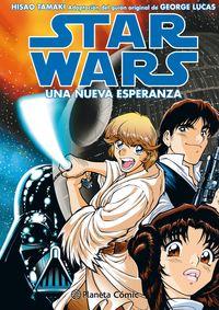 STAR WARS MANGA EP IV - UNA NUEVA ESPERANZA