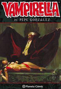 VAMPIRELLA 3 (PEPE GONZALEZ)