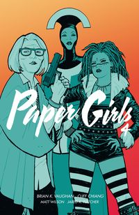 PAPER GIRLS TOMO 4