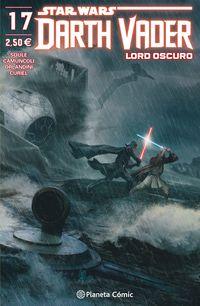 STAR WARS DARTH VADER LORD OSCURO 17
