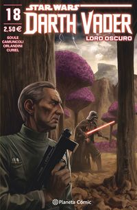 STAR WARS - DARTH VADER LORD OSCURO 18
