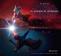 star wars - el arte de episodio ix - Phil Szostak