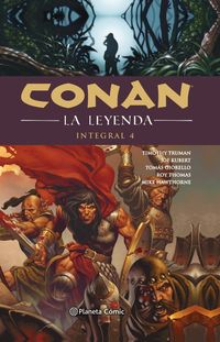 CONAN LA LEYENDA 4 / 4 (INTEGRAL)