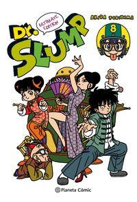 Dr. Slump 8 - Akira Toriyama