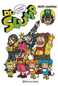 Dr. Slump 15 - Akira Toriyama
