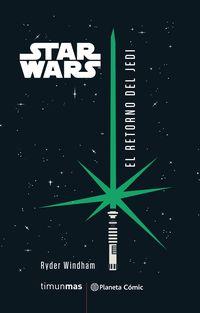 STAR WARS - EL RETORNO DEL JEDI (NOVELA)