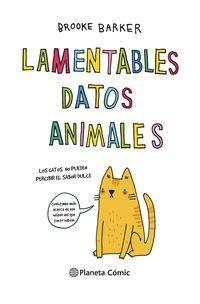 Lamentables Datos Animales - Brooke Barker