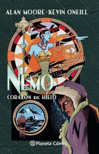 THE LEAGUE OF EXTRAORDINARY GENTLEMEN NEMO, THE - CORAZON DE HIELO