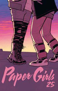 PAPER GIRLS 25