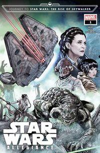 star wars - allegiance (comic episodio ix) - Ethan Sacks / Luke Ross