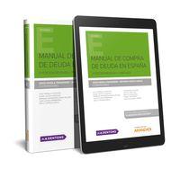 (2 ED) MANUAL DE COMPRA DE DEUDA EN ESPAÑA (DUO)