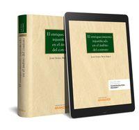 Enriquecimiento Injustificado En El Ambito Del Contrato, El (duo) - Josep Maria Bech Serrat