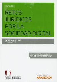 RETOS JURIDICOS POR LA SOCIEDAD DIGITAL (DUO)